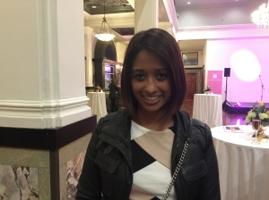 Presenter and producer at News24, Jennifer Sanasie